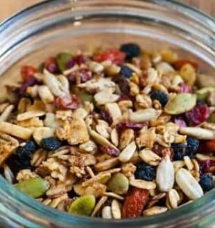 Snack On This Healthy Trail Mix And Keep Yourself Warm In This Nippy Weather
