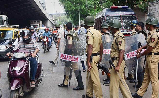 40,000 Cops Deployed In Mumbai In View Of Supreme Court's Ayodhya Verdict