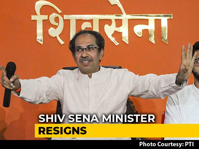 Video : Sena Exits Government; NCP, Congress Meetings On Maharashtra