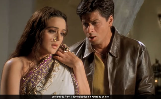 15 Years Of Veer-Zaara: 'Still Pinch Myself,' Writes Preity Zinta