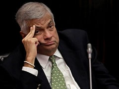 Sri Lanka's Ranil Wickremesinghe Resigns As PM, Dissolves Cabinet