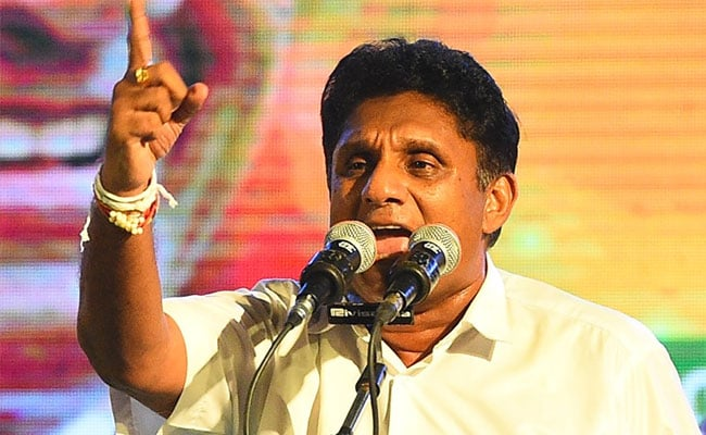 Sajith Premadasa Appointed As Sri Lanka Opposition Leader