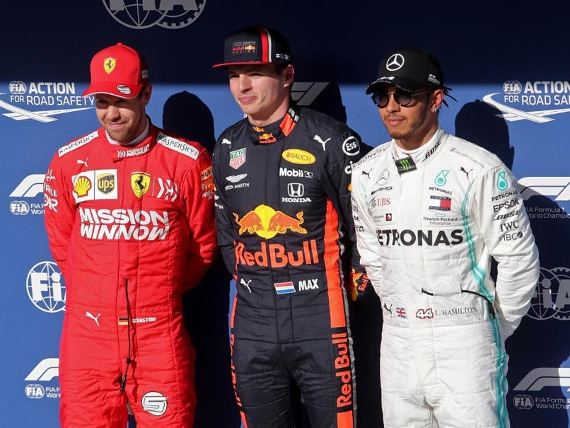 Brazilian Grand Prix: Max Verstappen Snags Second Pole Of His Career