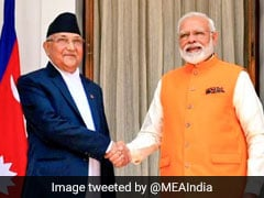 PM Modi Wishes Nepal Counterpart Successful Surgery, Speedy Recovery