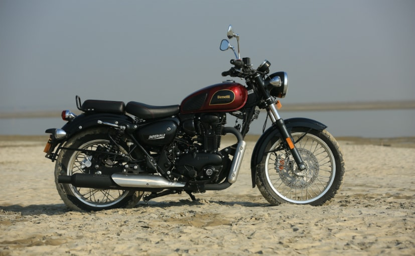 The Benelli Imperiale 400 is the brand's first BS6 compliant offering in the country
