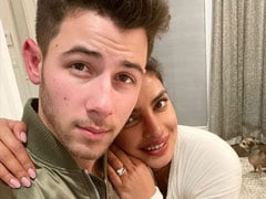 "Priyanka Chopra and Nick Jonas Celebrated Thanksgiving With ""Too Much Food"" On The Table"