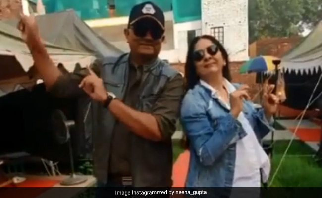 Ayushmann Khurrana's Badhaai Ho Co-Stars Neena Gupta And Gajraj Rao Take His 'Don't Be Shy Again' Challenge