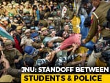 Video : 4 Major Metro Stations In Delhi Shut Gates Amid JNU Students' Protest