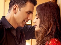 <I>Filhall</I> Poster: A Glimpse Of Akshay Kumar's First Music Video, Featuring Nupur Sanon