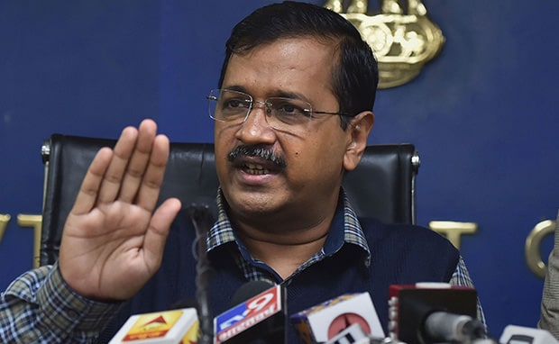 Arvind Kejriwal Announces Free Sewer Connection For 5 Months In Delhi
