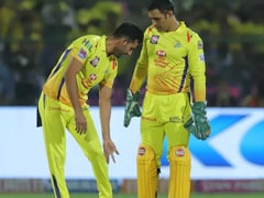 MS Dhoni's Scolding In IPL Have Helped Me Learn, Says Deepak Chahar