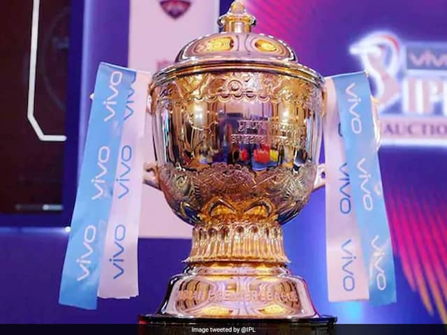 IPL 2020: Teams Release 71 Players Ahead Of Auction In December
