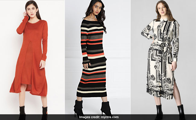 Winter Wear For Women: 10 Gorgeous Winter Dresses To Get Right Now