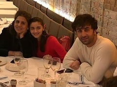 Viral: Inside Alia Bhatt's Dinner Date With Ranbir And Neetu Kapoor