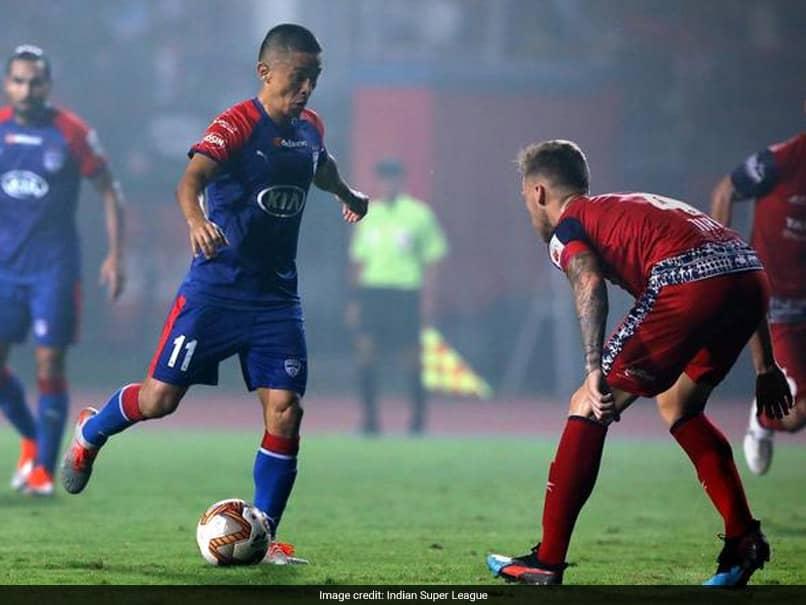 ISL: Goalkeepers Shine As Jamshedpur FC, Bengaluru FC Play Goalless Draw