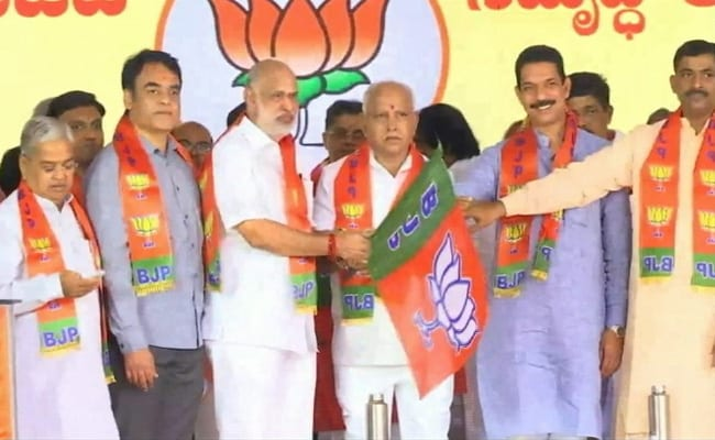Day After Supreme Court Verdict, 16 Disqualified Karnataka MLAs Join BJP