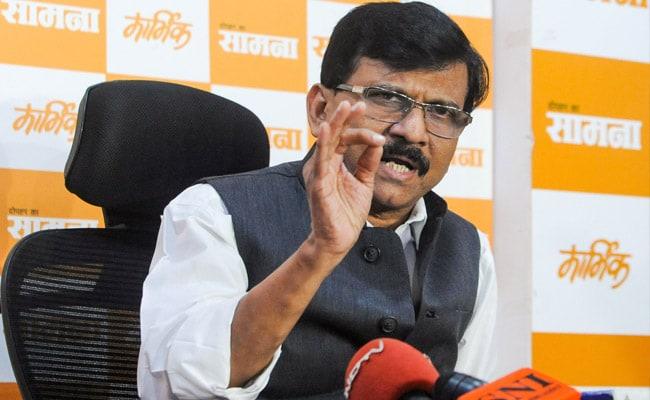 'Ab Darna Manaa Hai...': Sanjay Raut Amid Sena-NCP-Congress Talks