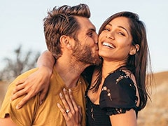 Freida Pinto Is Engaged. 'You Are Here To Stay,' She Writes For Fiance Cory Tran