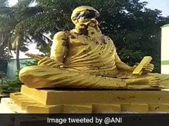 Poet Thiruvalluvar's Statue Desecrated In Tamil Nadu, Police Assure Action