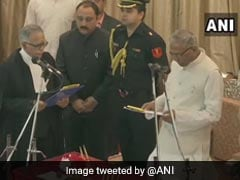 Justice Sanjay Karol Sworn In As Patna High Court Chief Justice