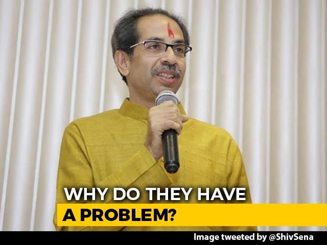 Video : BJP Objected To Uddhav Thackeray Invoking Parents In Oath. His Reply...