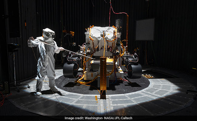 Mars 2020 Rover Will Visit The Perfect Spot To Find Signs Of Life
