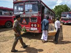 श्रीलंका राष्ट्रपति चुनाव: वोटरों को लेकर जा रही 2 बसों पर अज्ञात समूह ने बरसाईं गोलियां