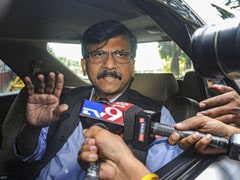 """Gujarat Worse"", Start There: Shiv Sena's Sanjay Raut On President's Rule Over COVID-19"