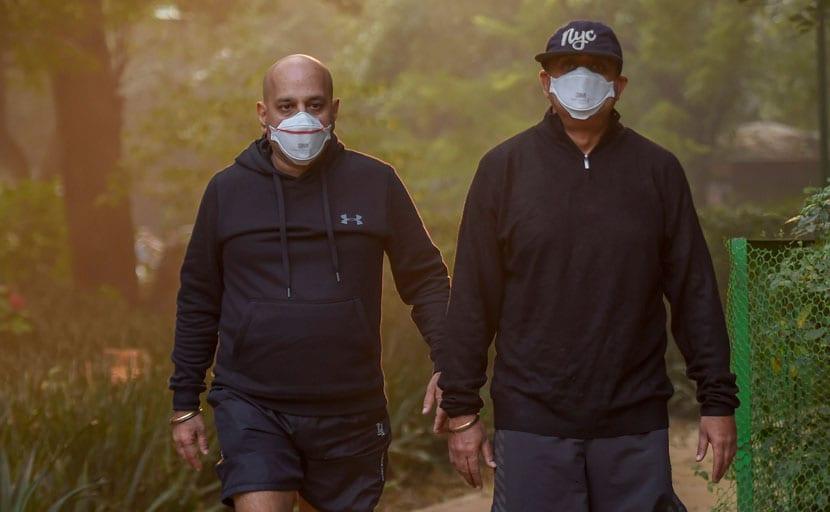 """Delhi Pollution: At 282 AQI, Delhi's Air Quality Still In """"Poor"""" Category"""