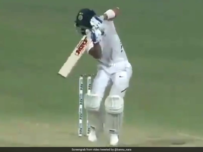Virat Kohli Draws Applause From Bangladesh Bowler With Classic Cover Drive. Watch