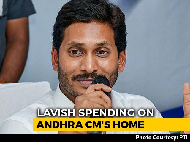 Video : Windows, Doors Worth Rs. 73 Lakh, Jagan Reddy's Home Plan Draws Flak