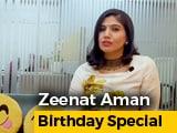 Video : Zeenat Aman Birthday Special: जीनत खान कैसे बनीं जीनत अमान, जानें उनके जीवन से जुड़े राज...