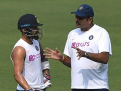 India vs Bangladesh, Day-Night Test: Ravi Shastri Says Adapting To Pink Ball Will Be Challenging