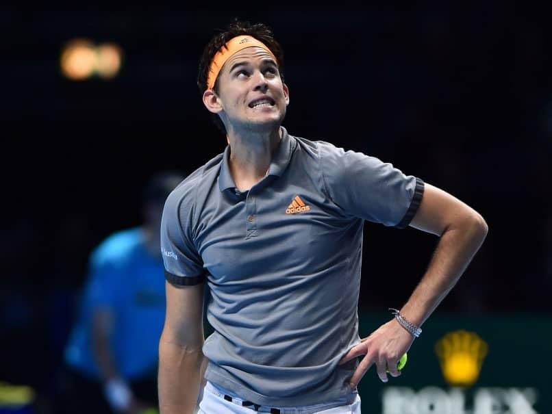 Dominic Thiem In ATP Finals Semis As Novak Djokovic, Roger Federer Face Shootout