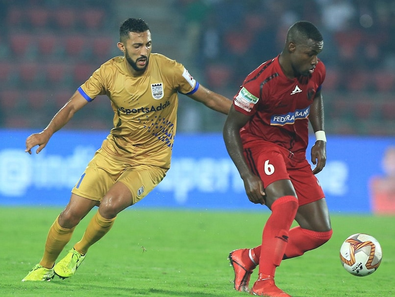 ISL: Mumbai City FC Hold NorthEast United FC To 2-2 Draw