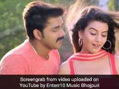 पवन सिंह और अक्षरा सिंह के सॉन्ग ने YouTube पर मचाया धमाल, Video 2 करोड़ के पार
