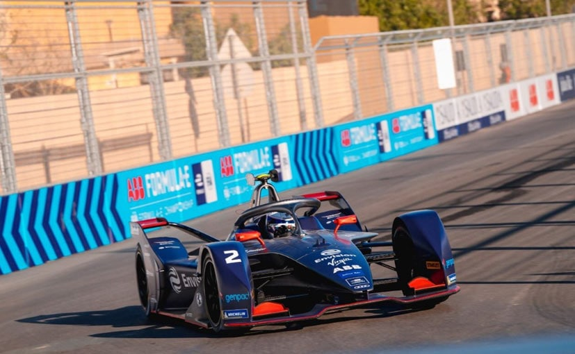 Sam Bird Wins Diriyah e-Prix, Mercedes & Porsche Take Podium In Debut Race At Formula E