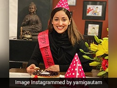 Yami Gautam Celebrates Birthday With Family, The Cake Will Make You Drool Too (See Pics)