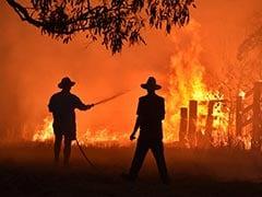 New Bushfires In Australia As Temperatures Pass 42 Degrees Celsius