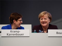 Angela Merkel Successor Was Ready To Step Aside, Then A Standing Ovation