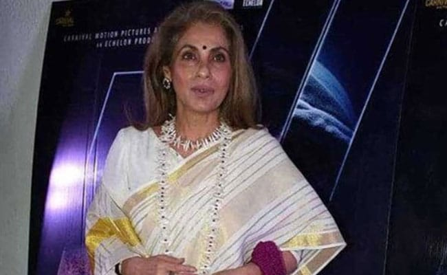 Dimple Kapadia Reacts To Health Rumours: 'I'm Alive And Kicking'
