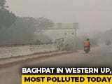 Video : Uttar Pradesh Town, 55 km From Delhi, Is India's Most Polluted
