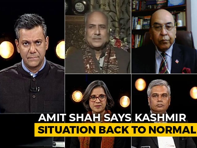Video : Over 600 Detained, Internet Not Working In Kashmir: Is This Normal?