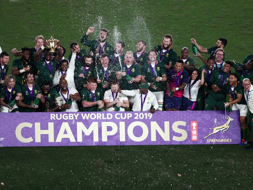 South Africa Overpower England To Win Third Rugby World Cup