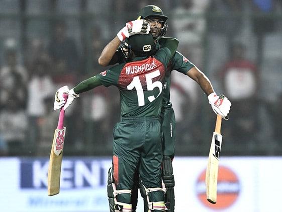 Ind vs Ban 1st T20I:  कुछ ऐसे 1 ओवर में मुश्फिकुर रहीम ने भारत से मैच छीन लिया