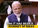"Video : ""Second House, Not Secondary"": PM Quotes AB Vajpayee On Rajya Sabha"
