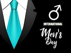 Happy International Men's Day 2019: इन मैसेज के जरिए भेजें पुरुष दिवस की शुभकामनाएं