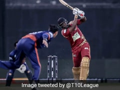 T10 League: Yuvraj Singh Flops As Andre Russell
