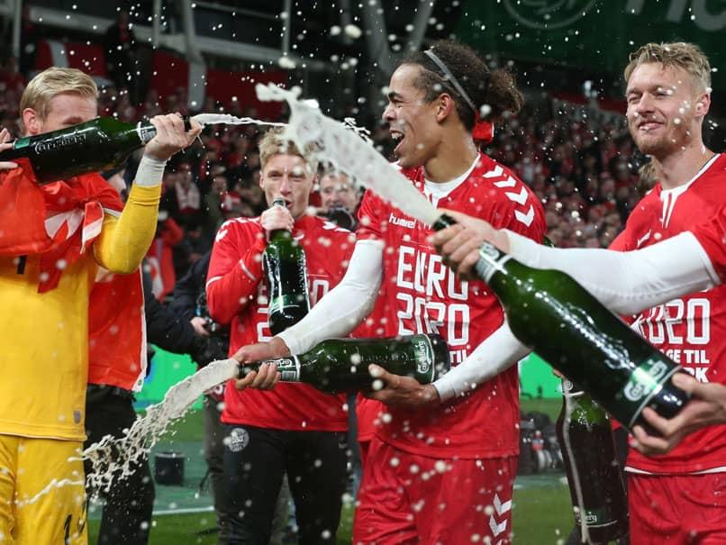 Denmark, Switzerland Through To Euro 2020 As Rampant Italy Hit Nine