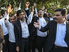 Strike To Continue In Delhi District Courts, Says Lawyers' Association